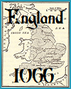 Map of England in 1066