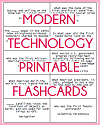 Modern Technology Flashcards