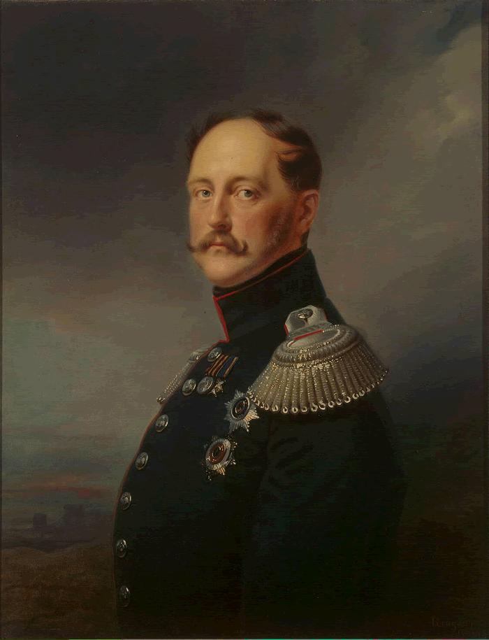 Tsar Nicholas I of Russia
