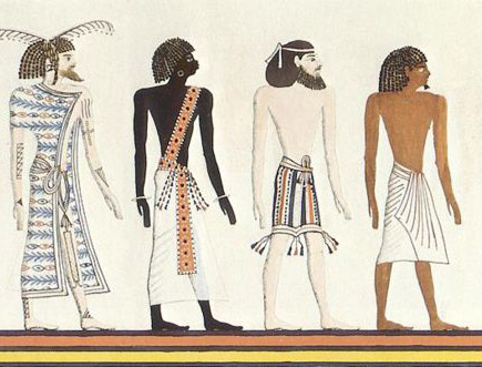 Ancient Egyptian Concept of Races
