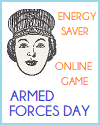 Armed Forces Day Energy Saver Game