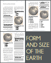 Form and Size of the Earth Reading with Questions
