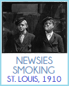 Smoking Newsboys (1910)