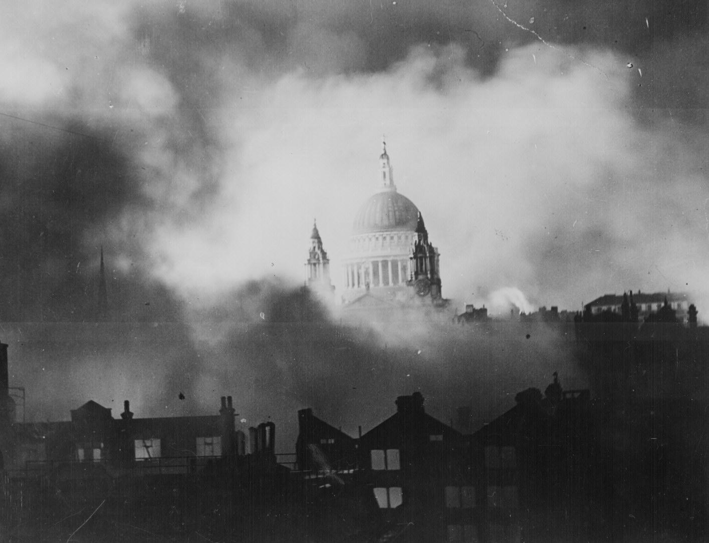 Blitzkrieg: Great Fire Raid on London, 1940