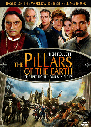 The Pillars of the Earth (2010) - Series review and guide for high school World History classes.