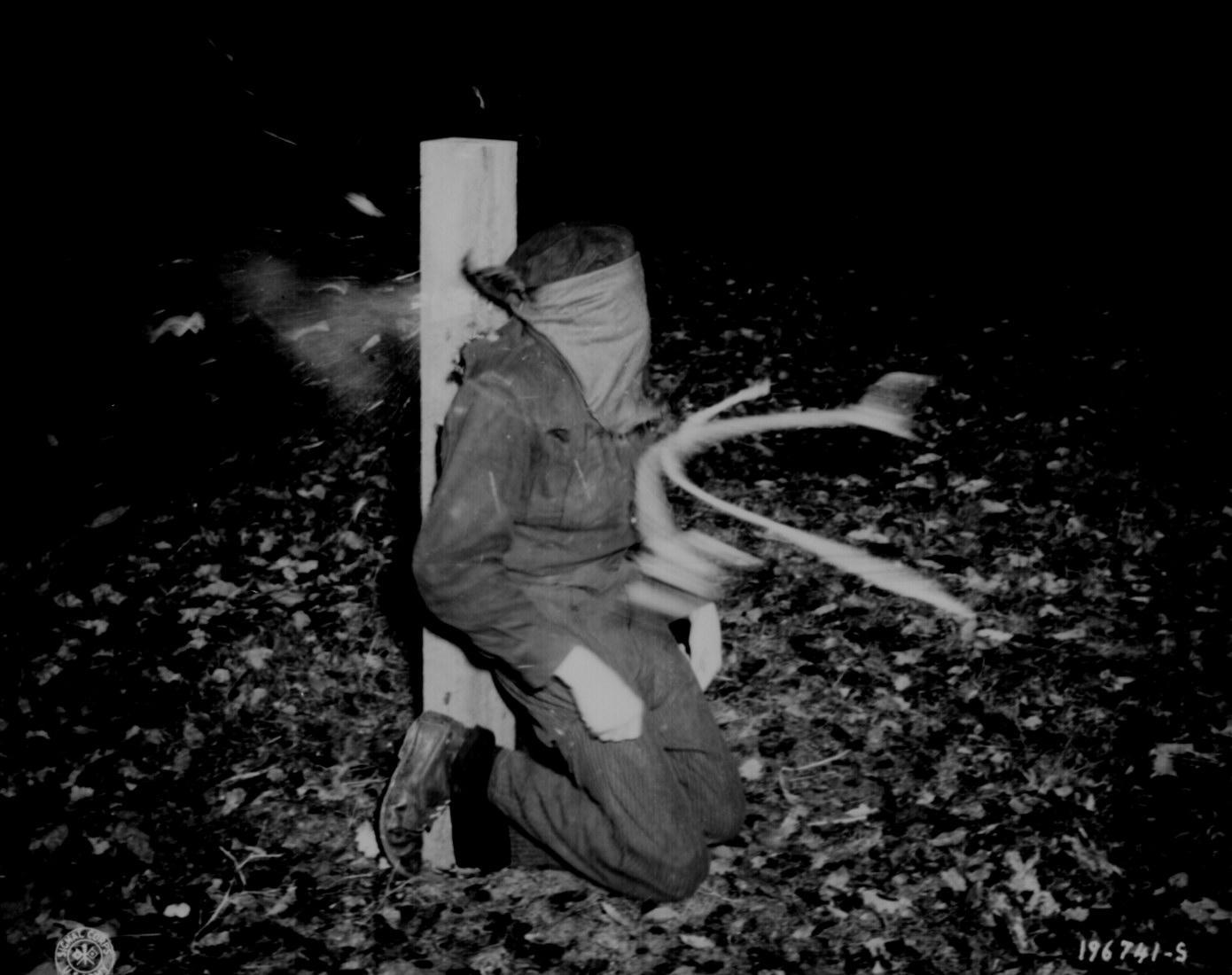 Killing of a Nazi Collaborator