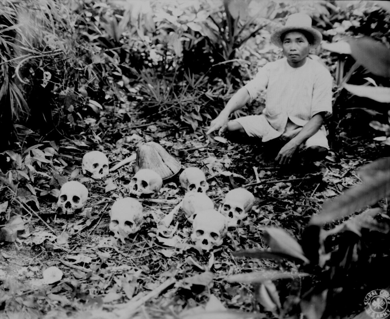 Victims of the Tapel Massacre