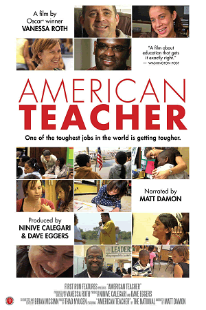 American Teacher (2011) - Film review and guide for teachers.
