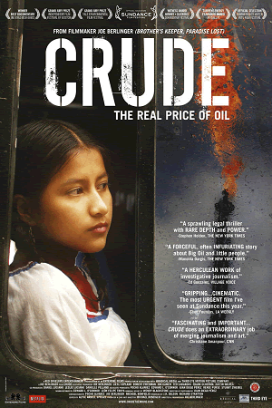 Crude: The Real Price of Oil (2009) - Film review and guide for high school World History teachers.