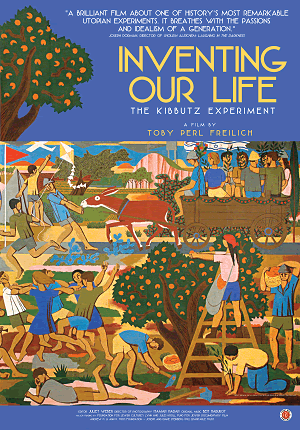 Inventing Our Life: The Kibbutz Experiment (2011) - Review and guide for K-12 educators.