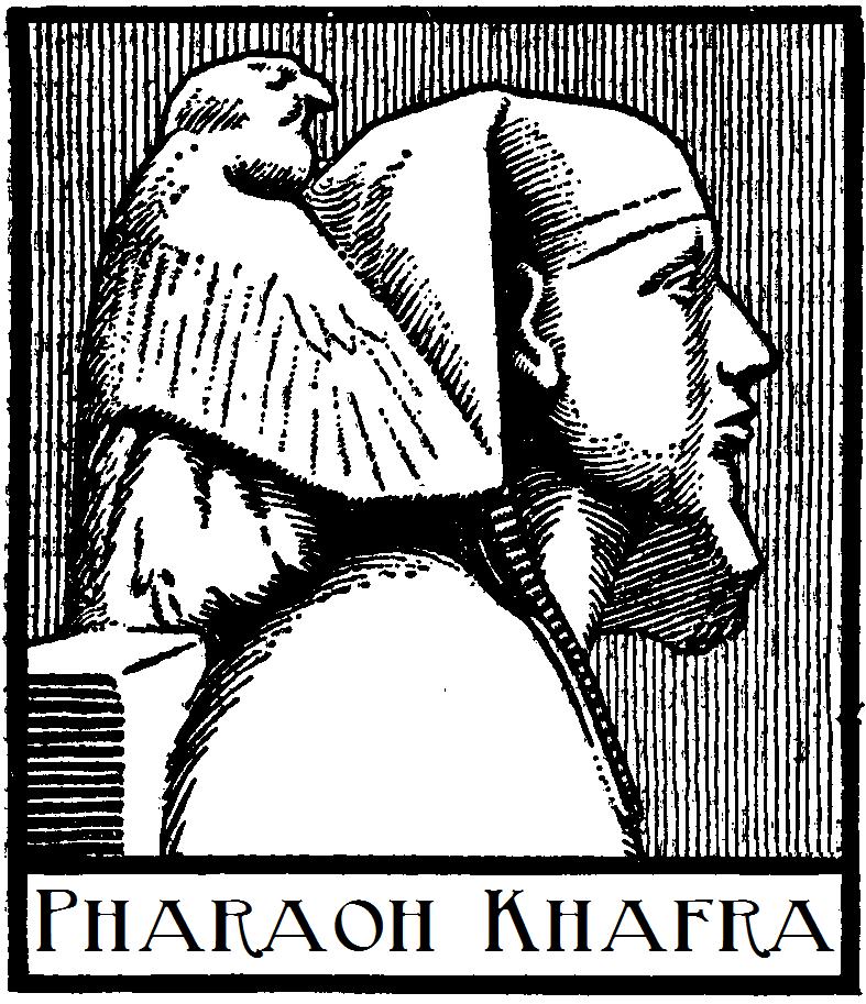 Pharaoh Khafra of Ancient Egypt