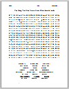 Ancient Greek Places Word Search Puzzle
