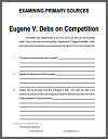 Eugene V. Debs on Competition DBQ Handout