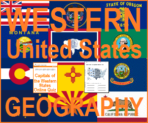 Western United States - Free Geography Education Materials for K-12