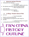 Han Dynasty of China History Outline