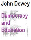 Democracy and Education byJohn Dewey - Free eBook