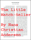 The Little Match-Seller by Hans Christian Andersen