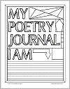 My Poetry Journal Cover