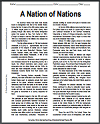 A Nation of Nations Reading with Questions
