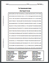 Reconstructed Nation Word Search Puzzle