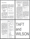 Taft and Wilson Reading with Questions