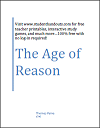 Thomas Paine's Age of Reason (1794)