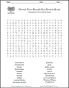 Veterans Day Word Search Puzzle