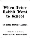 When Peter Rabbit Went to School bu Linda Stevens Almond