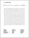 11.3 Word Search Puzzle