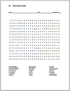 8.2 Word Search Puzzle