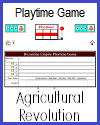 Agricultural Revolution Playtime Game
