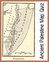 Ancient Palestine Interactive Map Quiz
