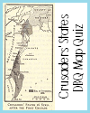 DBQ Map Quiz on the Crusaders' States in the Holy Land
