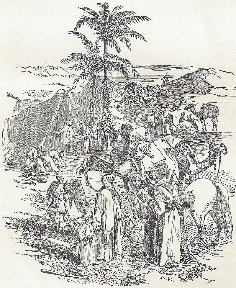 Abraham's Encampment at Mamre