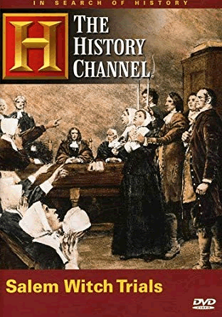 In Search of History: Salem Witch Trials - Video review and guide for high school United States History teachers and students.
