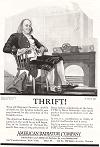 American Radiator Company Ad, 1922