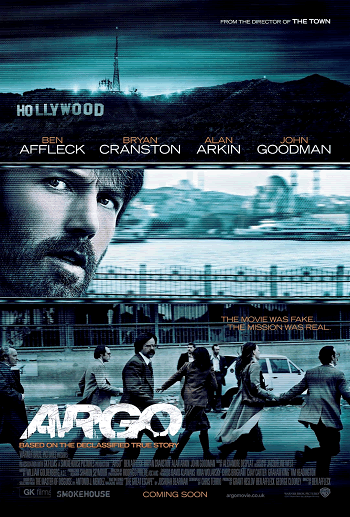 Argo (2012) Review and Guide for History Teachers