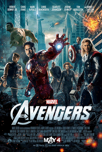 The Avengers (2012) Movie Guide and Review for Teachers and Parents