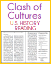 Clash of Cultures Reading with Questions