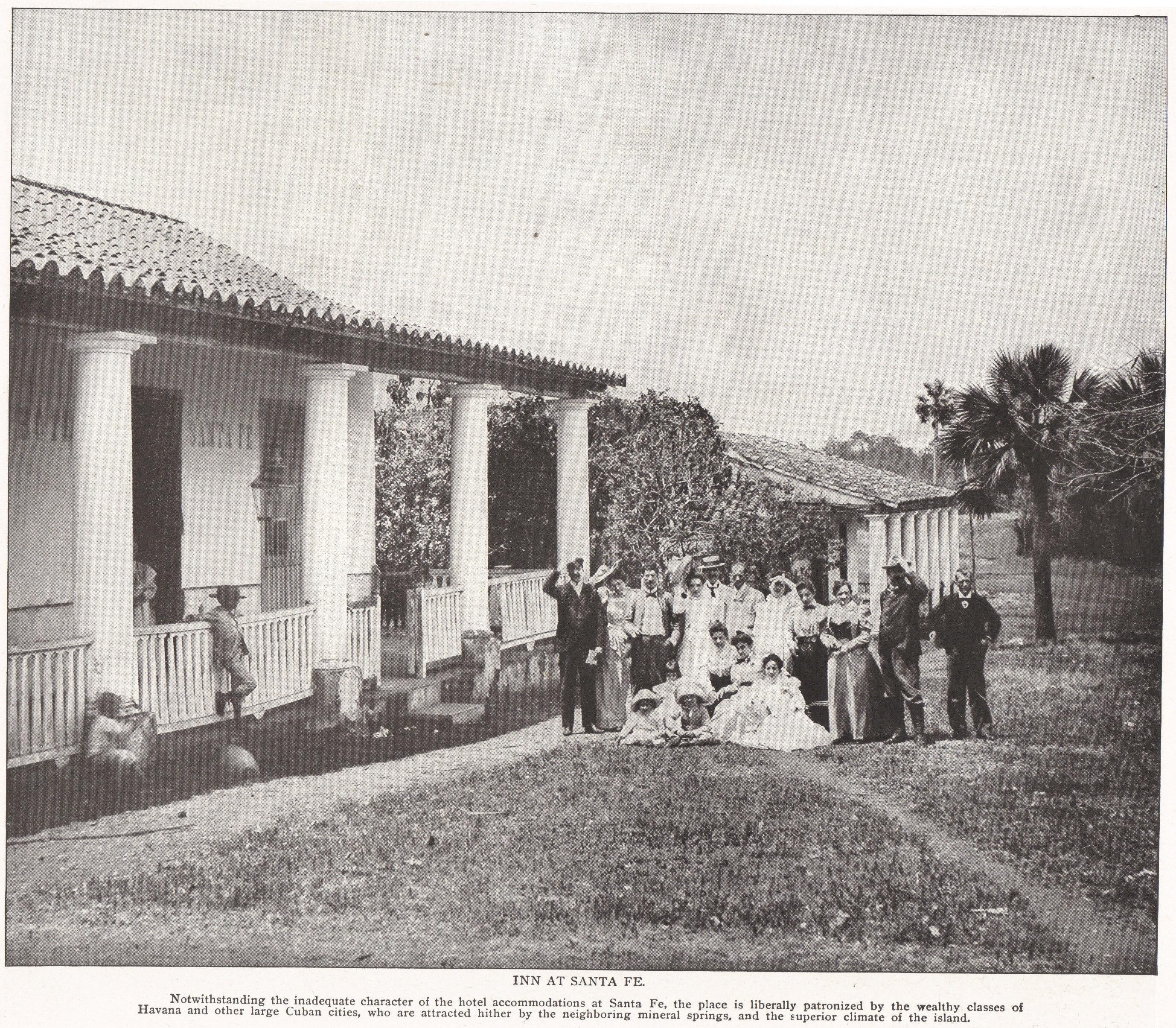 Inn at Santa Fe, Cuba