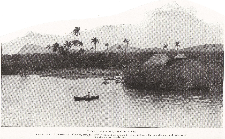 Buccaneers' Cove, Cuba, 1898