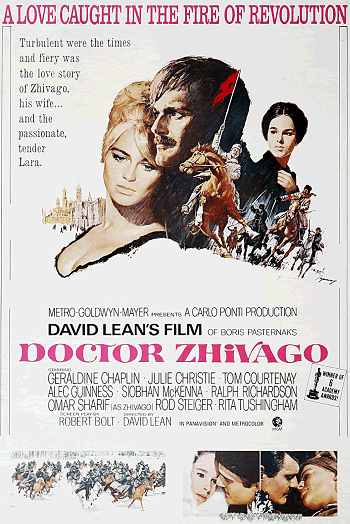 Doctor Zhivago (1965) - Film guide for high school World History educators.