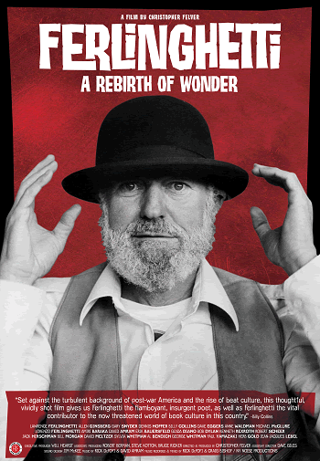 Ferlinghetti: A Rebirth of Wonder (2009) Movie Guide and Review for History Teachers