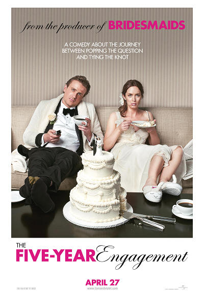 The Five-Year Engagement (2012) Movie Guide for Parents and Teachers