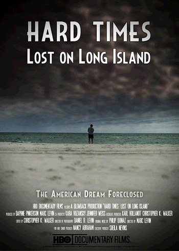 Hard Times: Lost on Long Island (2012) Guide and Review for History Teachers