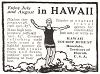 Hawaii Tourist Bureau