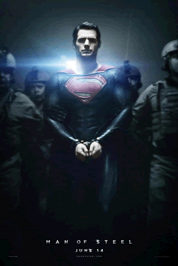 Man of Steel (2013) Movie Review and Guide for Parents and Teachers