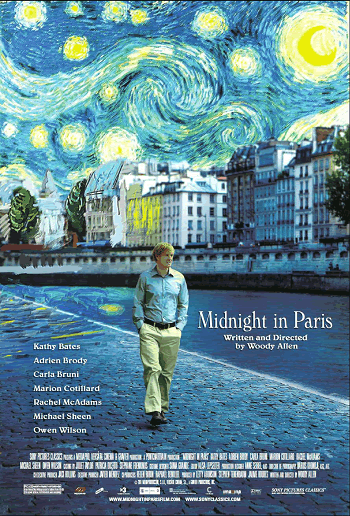 Midnight in Paris (2011) Guide and Review for Teachers and Parents