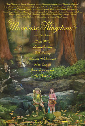 Moonrise Kingdom (2012) Review and Guide for Teachers and Parents
