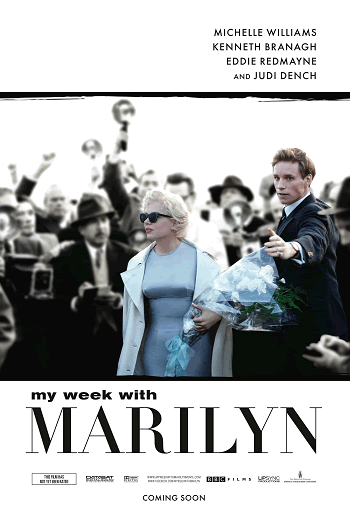 My Week with Marilyn (2011) Guide and REview for Teachers and Parents
